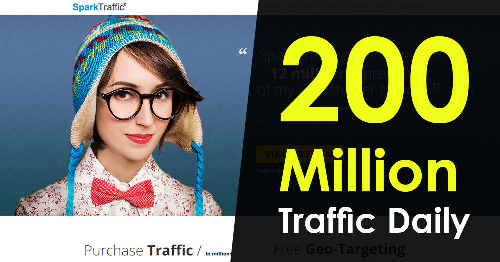 SparkTraffic Review