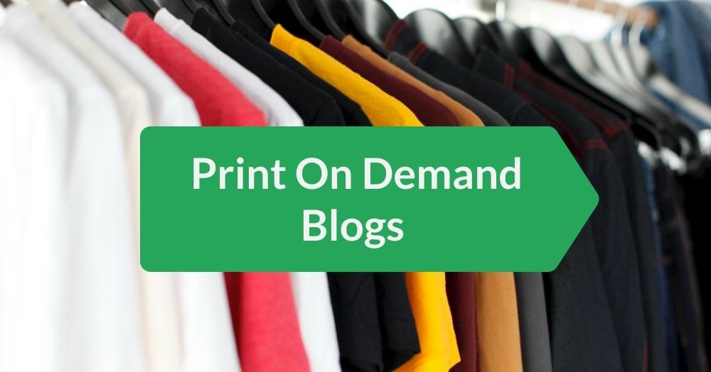 Print On Demand Blog