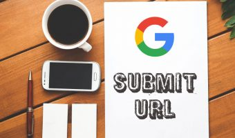submit URL to Google without signing in