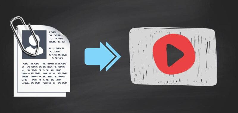 Best Article to Video Converter
